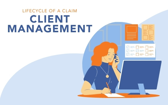 Lifecycle of a Claim: Client Management